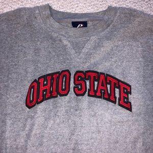 Ohio State Oversized Crew Neck